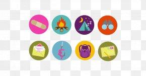 Illustrations - Camping Summer Camp Clip Art PNG