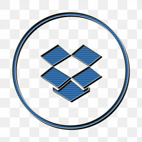 Electric Blue Symbol - Google Drive Icon PNG