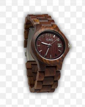 Hair Style Men - Watch Wood Paper Strap Jord PNG
