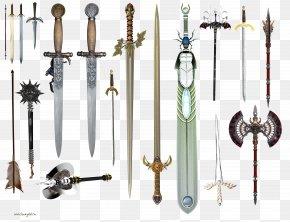 Sword - Sabre Sword Weapon Clip Art Image PNG