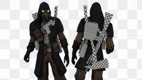 Dishonored - Outerwear Costume PNG
