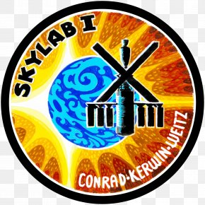 Patch - Skylab 2 Skylab 3 Skylab 4 Apollo Program PNG