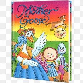 Mother Goose - Mother Goose Humpty Dumpty Children's Literature Book PNG