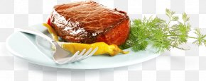 Meat - Roast Beef Cattle Gratin Meat Dish PNG