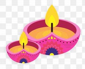 Candle Holder Petal - Diwali PNG