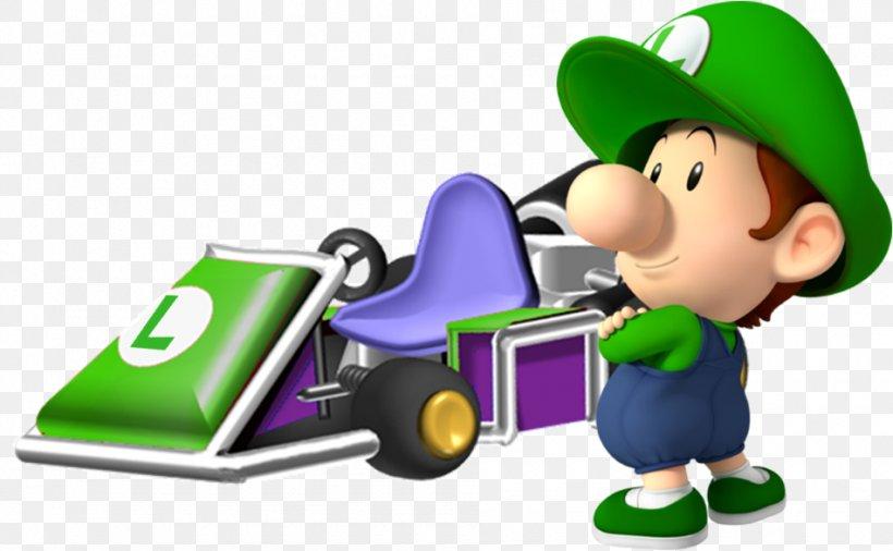 Luigi Super Mario World 2 Yoshi S Island Mario Kart Wii Princess Peach Png 950x587px Luigi Baby