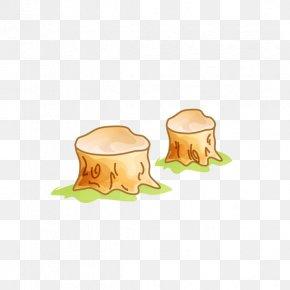 Tree Stump - Cartoon Tree Stump PNG