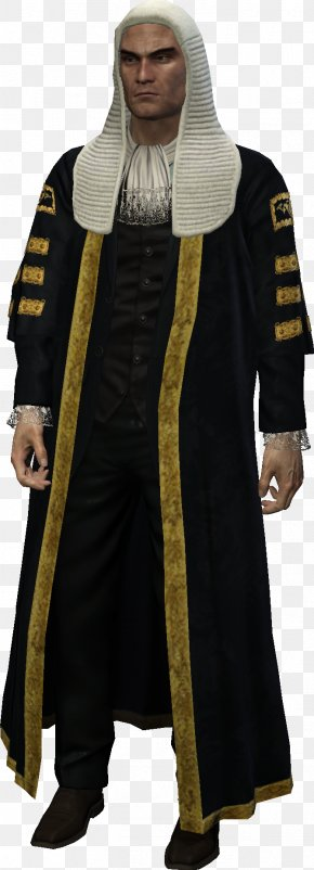 Hitman - Hitman: Absolution Robe Agent 47 Judge PNG