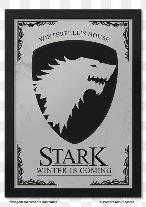 Game Of Thrones Logo - Daenerys Targaryen House Stark Winter Is Coming Television Show Fernsehserie PNG