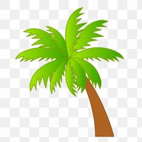 Palm Cliparts - Hawaiian Arecaceae Clip Art PNG