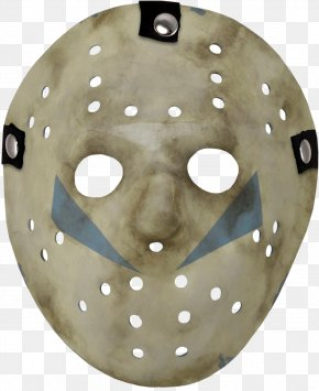 Mask - Jason Voorhees Friday The 13th National Entertainment Collectibles Association Mask Prop Replica PNG