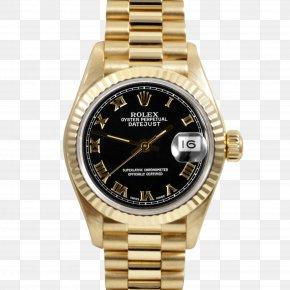 Ladies Bikes - Rolex Datejust Watch Rolex Day-Date Gold PNG