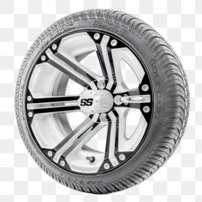 Car - Car Alloy Wheel Tire Golf Buggies PNG