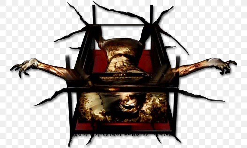 Silent Hill 2 Pyramid Head Silent Hill Shattered Memories Silent Hill 4 Png 754x491px Silent Hill