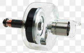 Precious Metal - X-ray Tube Anode Electron-beam Welding Vacuum Tube PNG