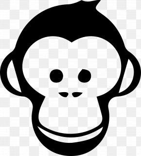 Public Identification - Logo Chimpanzee Monkey Ape PNG