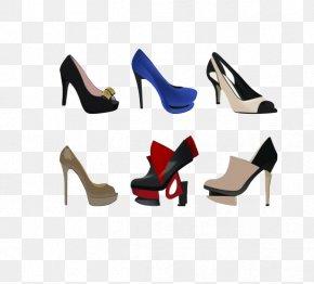 Women High Heels - Shoe High-heeled Footwear Boot Female PNG