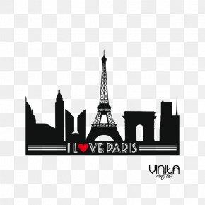 I Love Paris - Eiffel Tower Poster I Love Paris Monument PNG