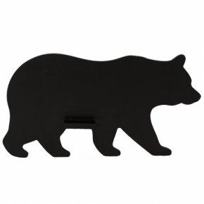 Chalkboard Cliparts Shape - Bear Paper Blackboard World Animal Protection Web Banner PNG