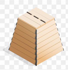 Beige Paper Product - Cardboard Box PNG