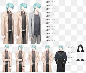 Textures - Mystic Messenger Sprite Video Game Web Resource PNG