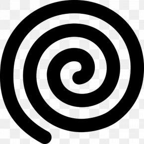 Circle - Spiral Circle Shape Clip Art PNG