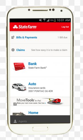 Pay State Farm Bill >> State Farm Vehicle Insurance Credit Card Electronic Bill