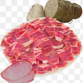 Ham Dumplings In Kind - Capocollo Ham Hot Pot Zongzi Cecina PNG