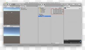 Screenshot GRPC Software Development Kit Unity PNG