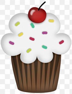 Watercolor Cake - Cupcake Muffin Birthday Cake Clip Art PNG