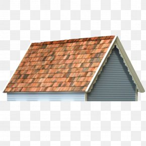 Roof Tiles - Roof Shingle Wood Shingle Eaves Metal Roof PNG
