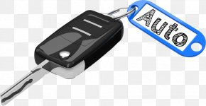 Audi Car Key Pendant - Transponder Car Key Transponder Car Key PNG