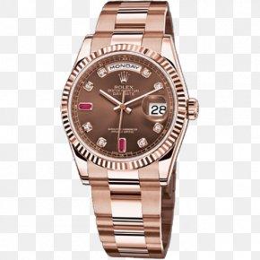 Counterfeit Watch - Watch Rolex Day-Date Rolex Oyster Clock PNG