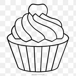 Cake - Cupcake Muffin Birthday Cake Sprinkles Clip Art PNG