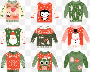 Christmas - Christmas Jumper Sweater Stock Photography Clip Art PNG