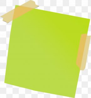 Sticky Note - Post-it Note Paper Adhesive Tape PNG