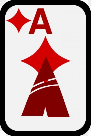 Suit - Ace Of Spades Playing Card Ace Of Hearts PNG