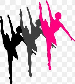 Dancer Silhouette Images - Ballet Dancer Silhouette Clip Art PNG
