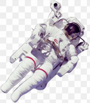 Astronaut Transparent Background - Astronaut Extravehicular Activity Clip Art PNG