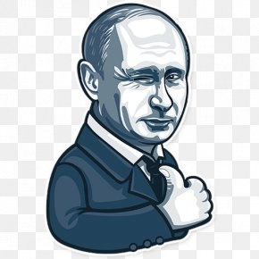 Vladimir Putin - Vladimir Putin Russian Presidential Election, 2018 Sticker PutinTeam PNG