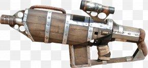 Gunshot - Weapon Firearm Steampunk Pistol Grip PNG