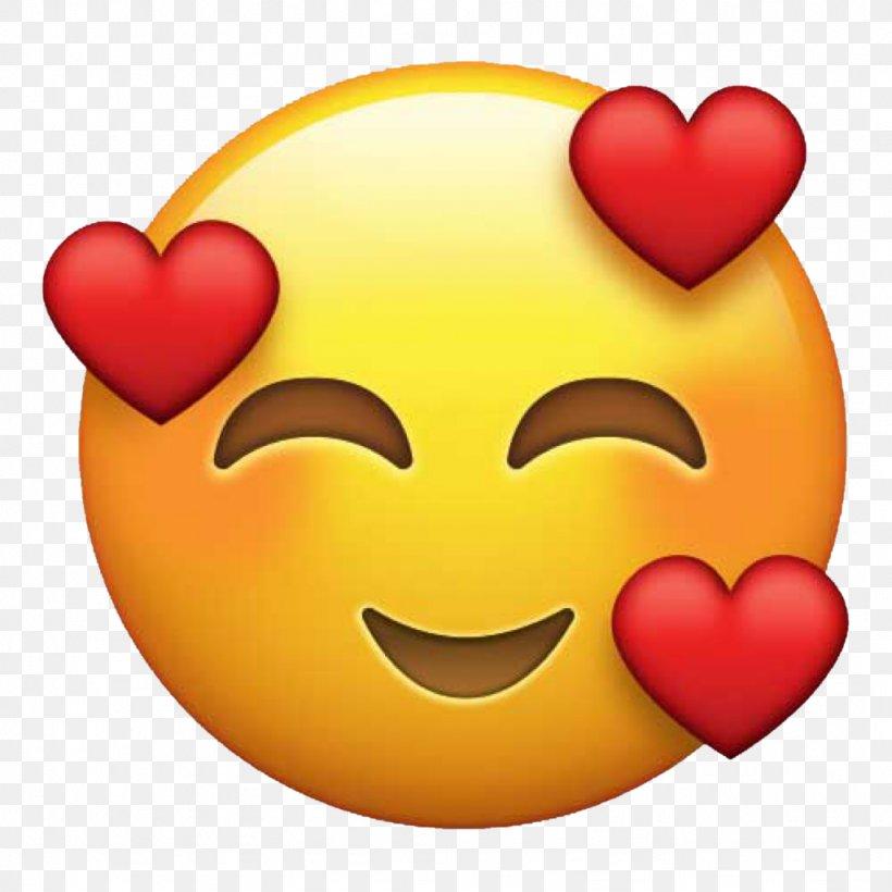 Emoji Love Heart Sticker Emoticon, PNG, 1024x1024px, Emoji, Art ...