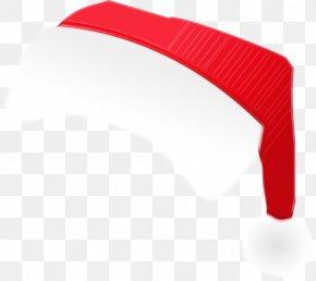 Auto Part Headband - Red Material Property Headband Auto Part PNG