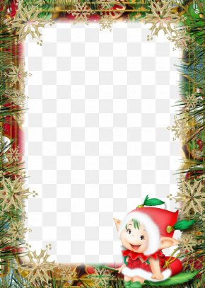 Free Christmas Background Pull Material - Santa Claus Christmas New Year Clip Art PNG