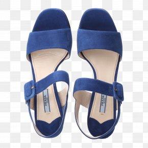Navy Blue Simple Style Sandals - Slipper Flip-flops Boot Shoe High-heeled Footwear PNG