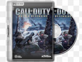 Call Of Duty United Offensive - Call Of Duty: United Offensive Call Of Duty: Finest Hour Call Of Duty 2 Call Of Duty 3 Video Game PNG
