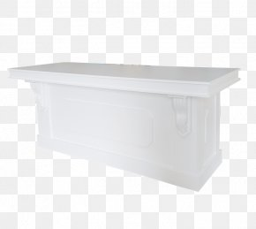 COUNTER - Rectangle Furniture PNG