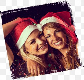 Santa Claus - Christmas Ornament Santa Claus White Elephant Gift Exchange Holiday PNG