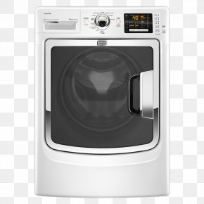 Washing Machines Maytag Clothes Dryer Laundry Home Appliance PNG