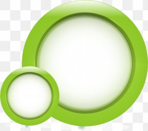 Green Circle Border - Circle Green Icon PNG